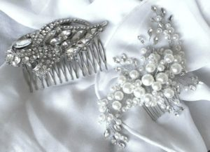 choosing the right bridal hair accessory