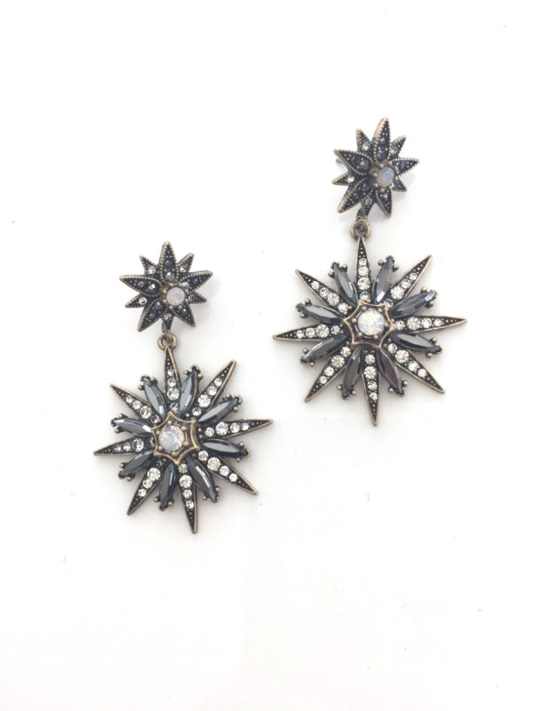 Hematite star earrings_960x1280